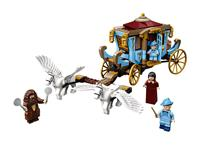 LEGO Harry Potter - De koets van Beauxbatons: aankomst