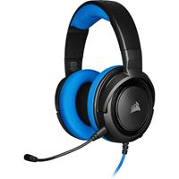 Corsair stereogaming headset HS35 (Blauw)