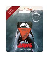 FaNaTtik Jaws Pin Badge Limited Edition