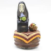 Benelic Spirited Away Music Box No Face 14 cm