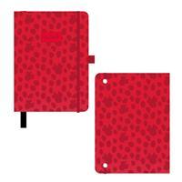 Cerdá Disney Premium Notebook A5 Red Minnie