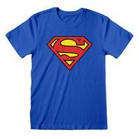 DC Comics T-Shirt Superman Logo Size S
