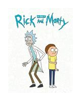 Dark Horse Rick and Morty Art Book The Art of Rick and Morty *English Version*