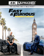Universal Pictures Hobbs & Shaw - 4K Ultra HD