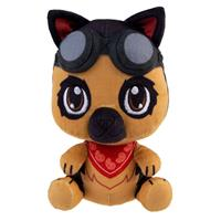 Gaya Entertainment Fallout Stubbins Plush Figure Dogmeat 20 cm