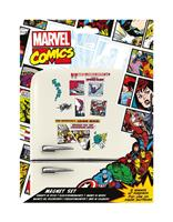 Pyramid International Marvel Comic - Retro Magnet Set