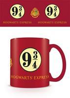 Pyramid International Harry Potter Mug 9 3/4 Hogwarts Express