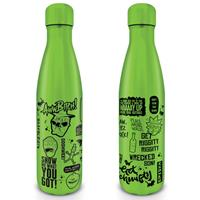 Pyramid International Rick and Morty Drink Bottle Quotes