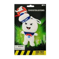Underground Toys Ghostbusters Talking Plush Keychain Stay-Puft Marshmallow Man Angry 10 cm *English Version*