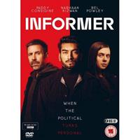 Informer - Seizoen 1 (DVD)
