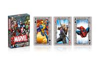 Winning Moves Marvel Universe Number 1 Playing Cards