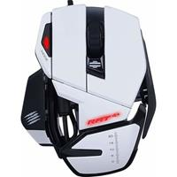 madcatz Mad Catz R.A.T. 4+ Gaming Muis Wit