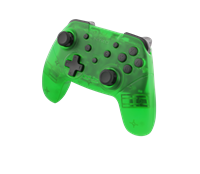 nyko Wireless Core Controller (Transparent Green)