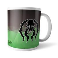 THG Magic the Gathering Mug GOR Fractal Golgari