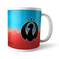 THG Magic the Gathering Mug GOR Fractal Izzet