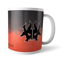 THG Magic the Gathering Mug GOR Fractal Rakdos