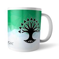 THG Magic the Gathering Mug GOR Fractal Selesnya