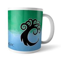 THG Magic the Gathering Mug GOR Fractal Simic