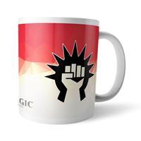 THG Magic the Gathering Mug GOR Fractal Boros