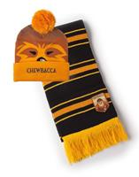 Difuzed Star Wars Beanie & Scarf Set Chewbacca