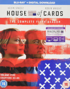 House Of Cards - Season 5 (Red-Tag)