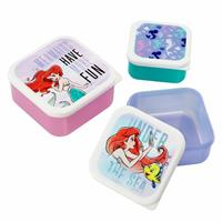 Funko The Little Mermaid Kitchen Storage Set Under The Sea