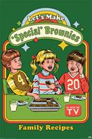 Pyramid International Steven Rhodes Poster Pack Let's Make Special Brownies 61 x 91 cm (5)