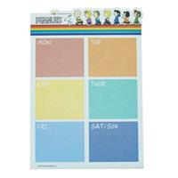 Blueprint Collections Peanuts Desk Pad Everyday