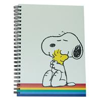 Blueprint Collections Peanuts Notebook A5 Happy