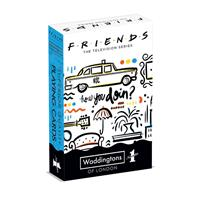 Winning Moves Friends Number 1 Playing Cards