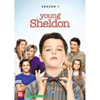 Young Sheldon - Seizoen 1 DVD