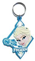 Pyramid International Frozen Rubber Keychain Elsa 6 cm