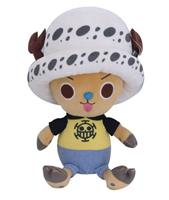 Sakami Merchandise One Piece Plush Figure Chopper x Law 20 cm