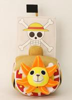 Sakami Merchandise One Piece Plush Figure Thousand Sunny 25 cm