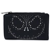 Loungefly Nightmare before Christmas by  Wallet Studded Jack