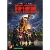 The death and return of Superman (DVD)