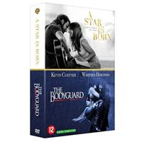 A star is born + Bodyguard (DVD)