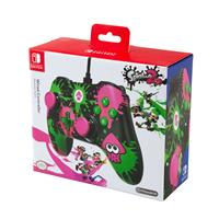 PowerA Nintendo Switch Wired Controller – Splatoon 2 (Character Series) Soft-touch Finish A1504071