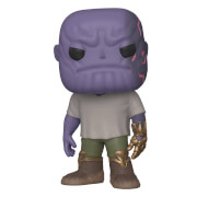 Pop! Vinyl Avengers: Endgame POP! Movies Vinyl Figure Casual Thanos w/Gauntlet 9 cm