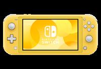 Switch Lite (Yellow)