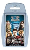 Winning Moves Harry Potter Card Game Top Trumps *French Version*