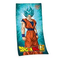 Herding Dragon Ball Super Towel Super Saiyan God Super Saiyan Son Goku 150 x 75 cm