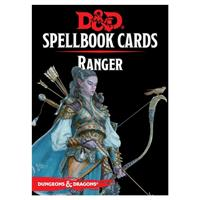 Gale Force Nine Dungeons & Dragons Spellbook Cards: Ranger Deck *English Version*