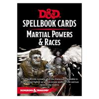 Gale Force Nine Dungeons & Dragons Spellbook Cards: Martial Deck *English Version*