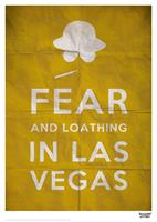 FaNaTtik Fear and Loathing in Las Vegas Art Print 42 x 30 cm