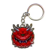 FaNaTtik Doom Metal Keychain Cacodemon Limited Edition 4 cm