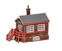 Hornby Harry Potter Model Railway Building 1/76 Hogsmeade Station - Signal Box
