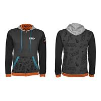 Gaya Entertainment Borderlands 3 Hooded Sweater Vault Style Size XL