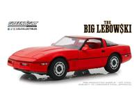 Greenlight Collectibles The Big Lebowski Diecast Model 1/18 1985 Chevrolet Corvette C4
