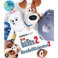 Huisdiergeheimen 2 Blu-ray